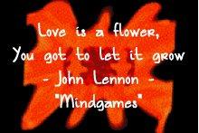 loveisaflower_lennon