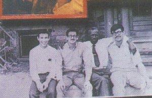 Nick Perls, Dick Waterman, Son House, Phil Spiro