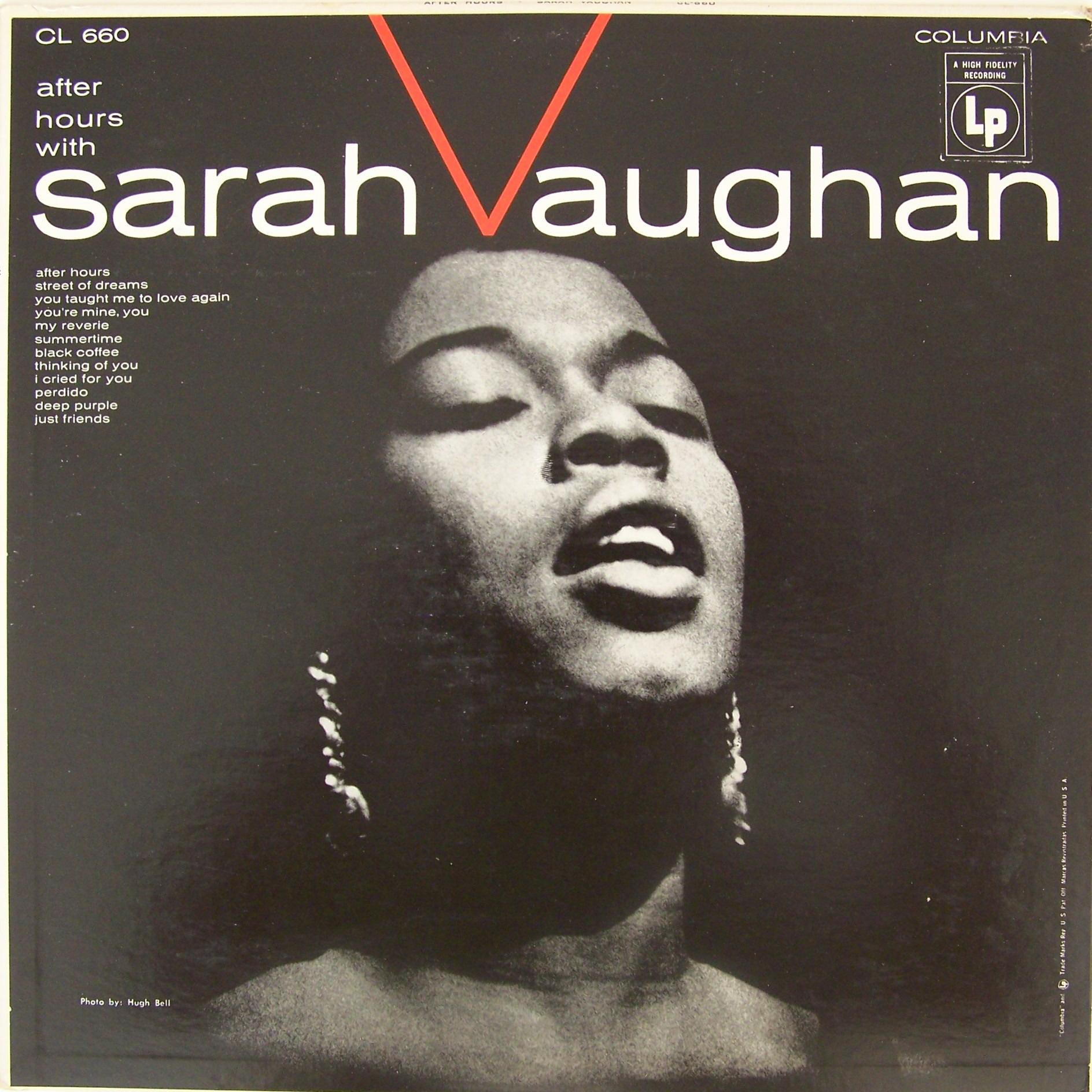 Sarah Vaughan Barney Kessel Joe Comfort Sarah 2
