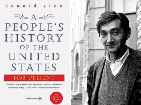 howard zinn and the us constitution Many historians argue that the us constitution creates a neutral and economic rhetoric of the period in british colonial america and the birth of the united states of america] title: reading questions for howard zinn's author: robin r wright parker last modified by: beth.