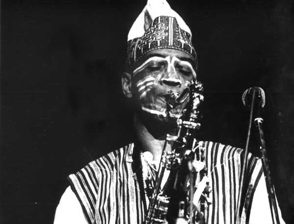 Joseph Jarman Famoudou Don Moye Egwu Anwu Sun Song
