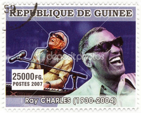 Stamp--show--Ray-Charles