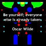 wilde_beyourself