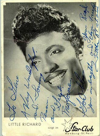little_richard-autograph4gene_vincent
