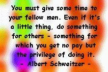 albert_schweitzer_give_time