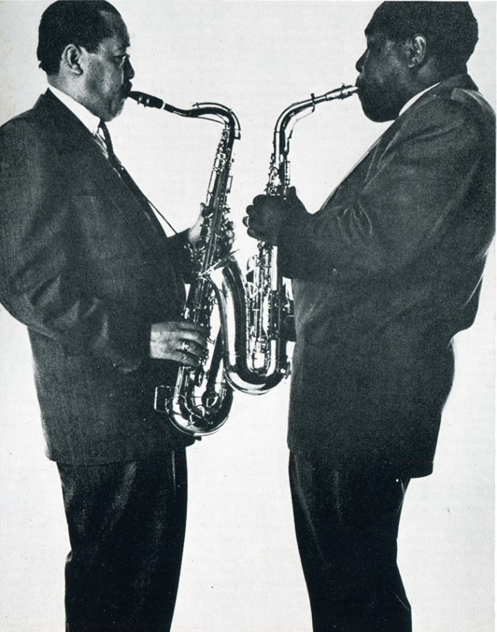 lesteryoung_charlieparker_irvingpennphoto