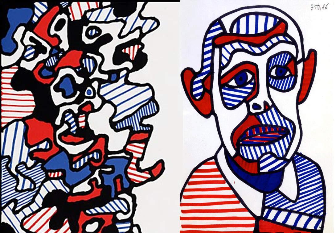 Jean Dubuffet – b-ray bloggin'