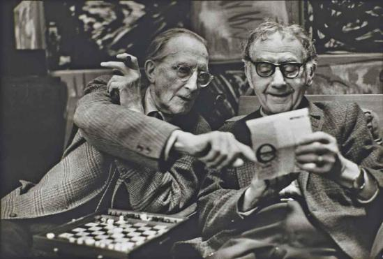 manray_duchamp_paris1968_bresson