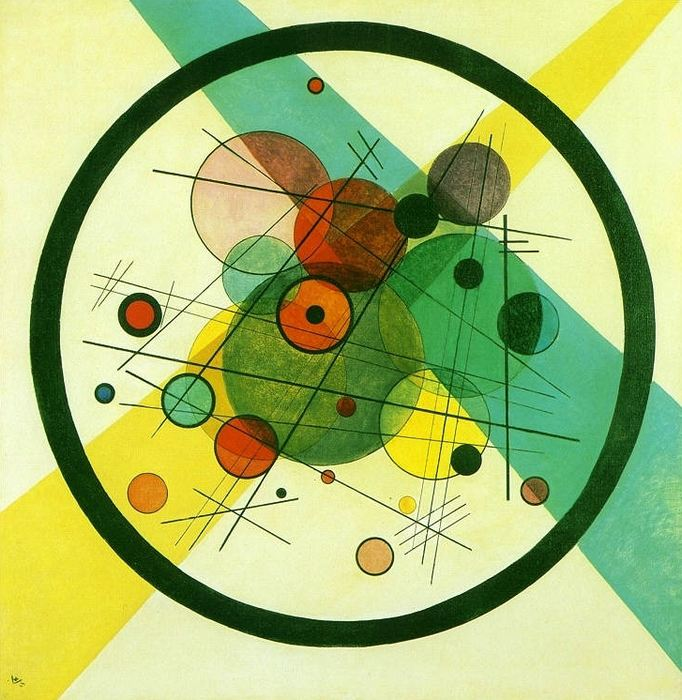 Wassily Kandinsky B Ray Bloggin