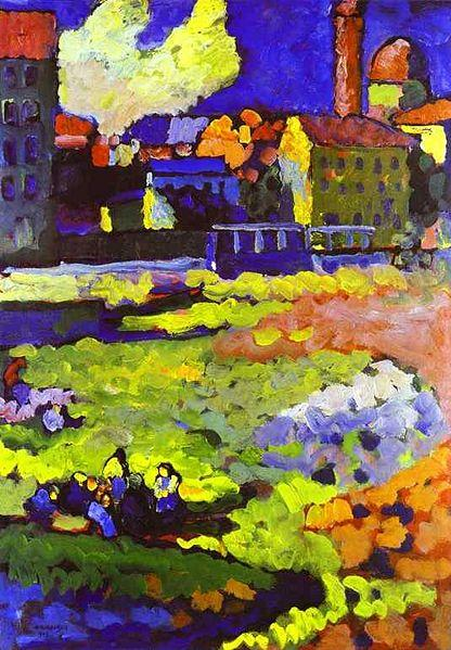 Wassily_Kandinsky_-_Munich-Schwabing_with_the_Church_of_St._Ursula