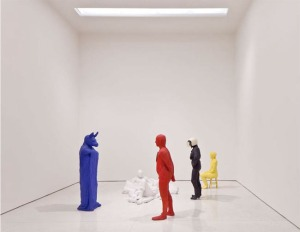 georgesegal_The Costume Party, 1965–72.