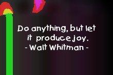 whitman_joy